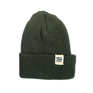 THURSDAY - NEXT BEANIE (Olive)