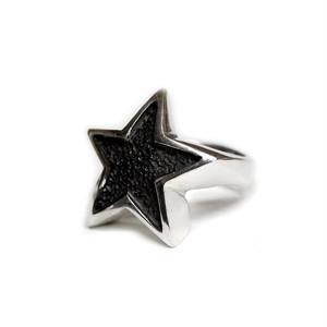 【送料無料】【雑誌掲載】Stella Track Ring Producted by NOBILIS【品番 16A2005】