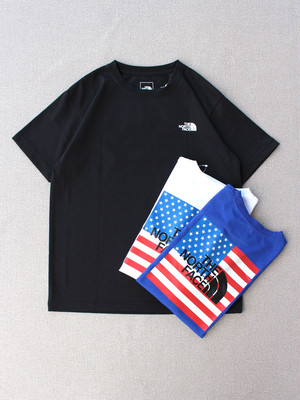 THE NORTH FACE【S/S National Flag Tee】MN