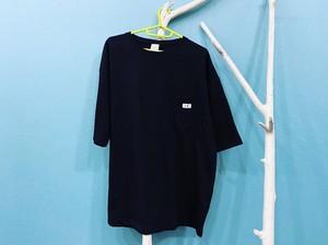 Big シルエットTシャツ (ブラック)