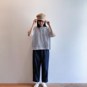 C-30422 Denim Soft Tapered Pants