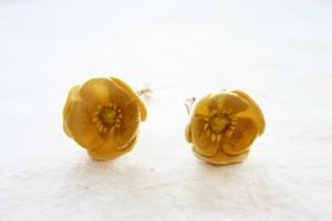 【kotoriko】お花のピアス