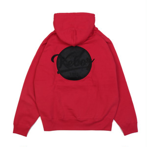 EMB BB LOGO 12.4oz PULLOVER (RED)