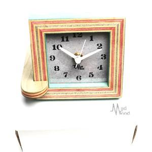 Mad Wood / Frame Clock