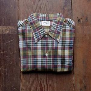 New Old Stock !! 1960s TOWN TOPIC Buttondown Shirt / ヴィンテージ デッドストック コットンシャツ