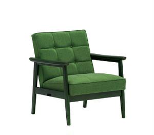 【カリモク60】Kチェア1グリーングリーン