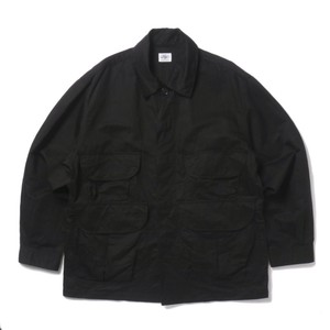 Just Right Safari Jacket(BLACK)