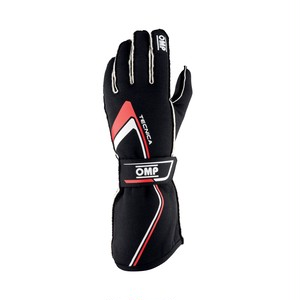 IB/772/NR TECNICA GLOVES MY2021 Black/red