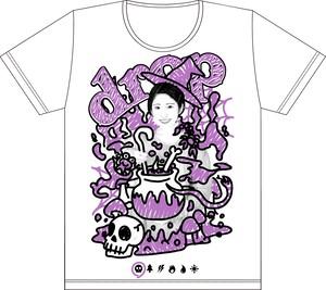 RAKUGAKI―Tシャツ 小泉留菜推し