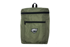 COMA BRAND Nylon Backpack  Forest Green