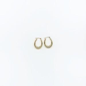 【14K-2-3】14K gold earring