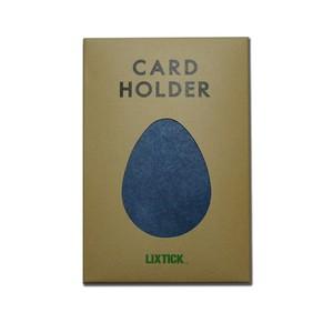 Lixtick Paper Card Holder ~NAVY~
