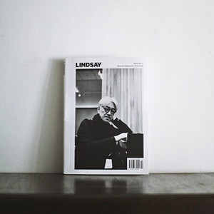 雑誌 LINDSAY MAGAZINE Issue2(送料無料)