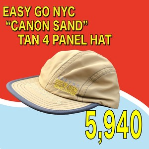 EASY GO 'Canyon Sand' 4 Panel Hat