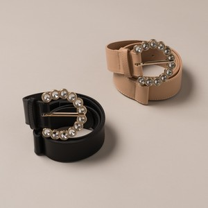DIAMOND BUCKLE BELT (VN1807046)