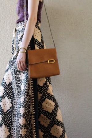 DELVAUX  70s shoulder bag