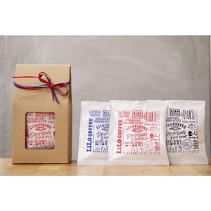 3 DRIP BAG GIFT BOX