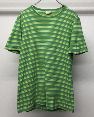 1990s DRIES VAN NOTEN MULTIPLE STRIPED T-SHIRT