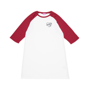 Raglan One Piece