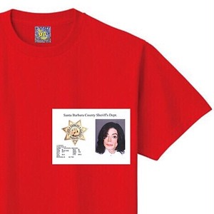 MJ TEE / RED