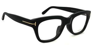 トムフォード メガネ TF-5178 001 アジアンフィット tf5178 TOM FORD 眼鏡 黒ぶち tomford ウェリントン メンズ 黒縁