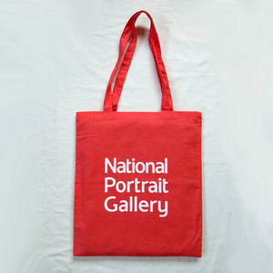 National Portrait Gallery Coral Bag/ナショナルポートレイト・コーラルバッグ/エコバッグ・トートバッグ