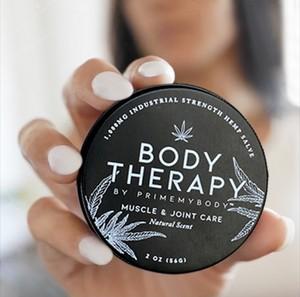 BODY THERAPY - 1000MG CBD BALM