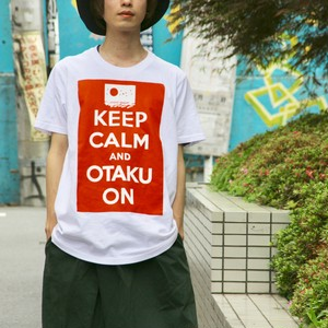 KEEP CALM AND OTAKU ON