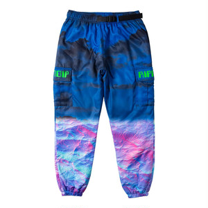 RIPNDIP - Thermal Nermal Track Pants (Blue)