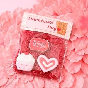 バレンタイン限定アイシングクッキー3枚セット