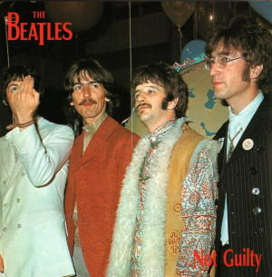 THE BEATLES / Not Guilty