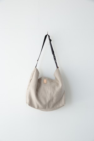 【Nine Tailor】Linen Canvas Bag