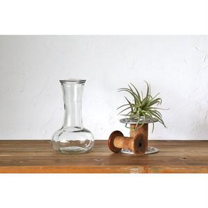 ぽってりガラス瓶 122-SF06CL