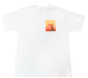 【花買ってください】野口忠行画伯デザインTシャツ