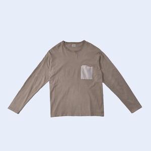 Dyed  PK Long Tshirt / MOCA