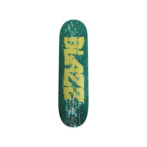 ZZSB ARTSESSION05 DECK04 (8.5) [GREEN/GOLD]