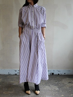 80s cotton dress