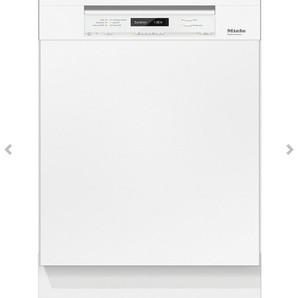 ミーレ 食器洗い機 G 6722 SCI(ホワイト/60CM)ドア材取付専用タイプ