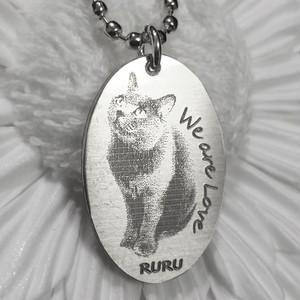 5568 Animal Rescue RURU(チャリティー)素材:シルバー