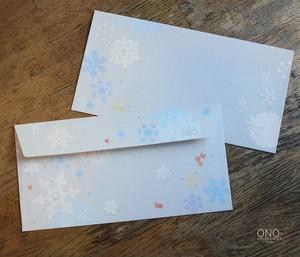雪舞 封筒