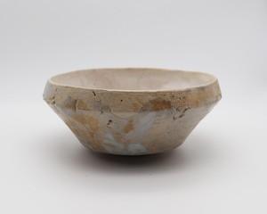 陽 ( Hinata ) 時の輪郭 ー白ー 茶碗  2