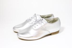 Balmoral Shoes(silver)