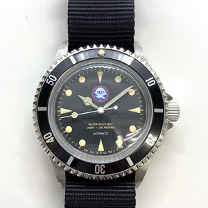 """W.MT WATCH """"Veterans Day"""" COLLECTION  Type Airbone (AGED  CASE)"""