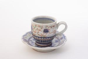 コーヒーカップ&ソーサーセット 2