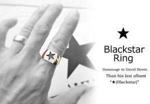 ★(BlackStar)リング