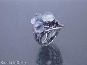 草あそび(金工の指飾りmr1902-01)