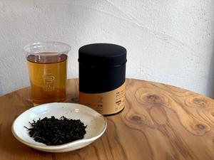◎送料無料◎香駿 - 烏龍ほうじ茶 - 茶缶100g茶葉/100g粉末/20個ティーバッグ