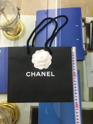 CHANEL シャネル 紙袋 ラッピング ショッパー