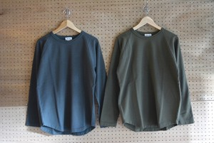 BETTER   LT-FLEECE RAGLAN PULL-OVER