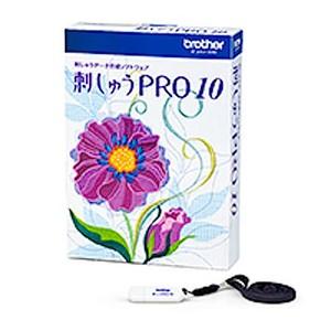 刺しゅうPRO 10 アップグレード版
